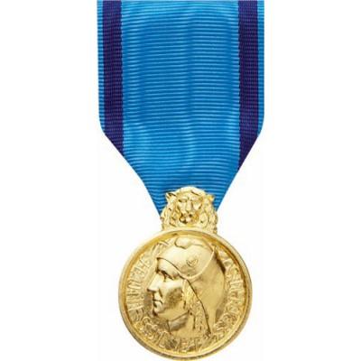 Médaille Jeunesse et Sport Bronze