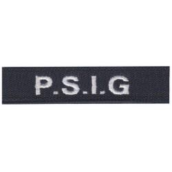 Bande patro | PSIG | Gendarmerie