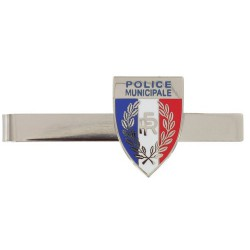 Pince à cravate police municipale
