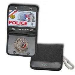 Porte carte et médaille de cou discret - GK Pro