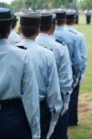 Connaissez-vous les différents éléments composant un képi de Gendarme ?