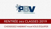 VÊTEMENTS PROFESSIONNELS PBV | RENTRÉE DES CLASSES | SOLDES 2ÈME DÉMARQUE